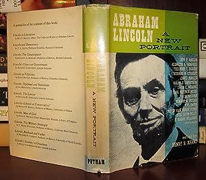 ABRAHAM LINCOLN A New Portrait: Kranz, Henry B. - Abraham Lincoln
