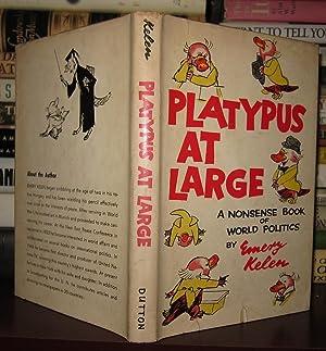 PLATYPUS AT LARGE: Kelen, Emery