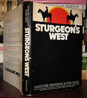 STURGEON'S WEST: Sturgeon, Theodore; Ward,