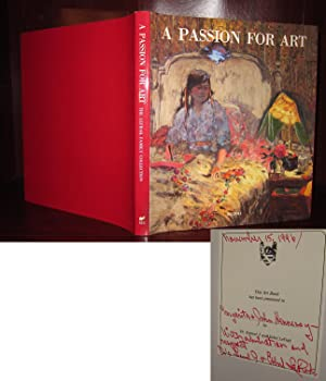A PASSION FOR ART : The LeFrak: Diane Kelder Samuel