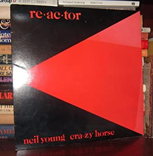YOUNG, NEIL - REACTOR - VINYL LP: Young, Neil
