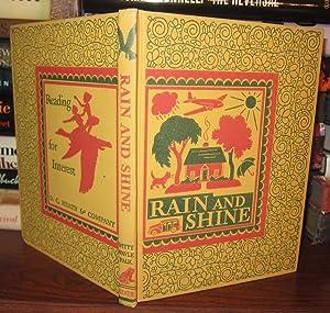RAIN AND SHINE: Wavle, Ardra Soule