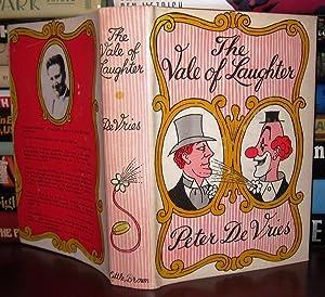 THE VALE OF LAUGHTER: De Vries, Peter - DeVries