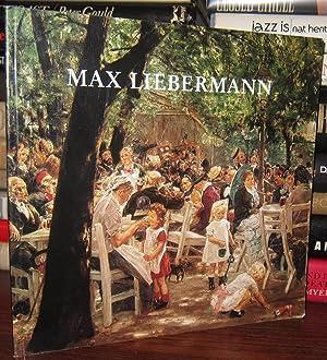 MAX LIEBERMANN Munchner Biergarten: Lenz, Christian