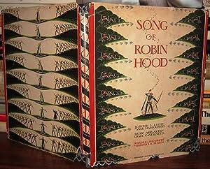 SONG OF ROBIN HOOD: Malcomsen, Anne (Ed) ; Castagnetta, Grace (Scores) ; Burton, Virginia Lee (...