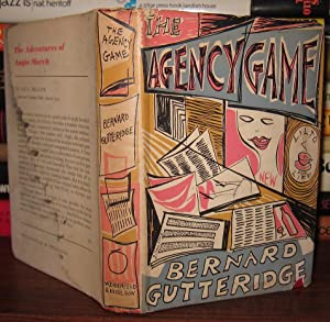 THE AGENCY GAME: Gutteridge, Bernard; Decorative