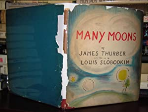 MANY MOONS: Thurber, James; Illust