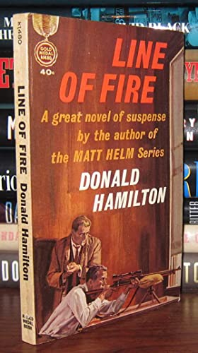 LINE OF FIRE: Hamilton, Donald