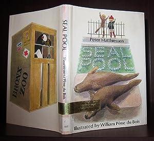 SEAL POOL: Matthiessen, Peter Illustations