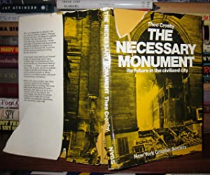 THE NECESSARY MONUMENT: Crosby, Theo