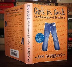GIRLS IN PANTS The Third Summer of: Brashares, Ann