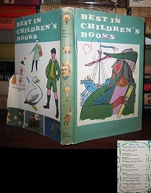 BEST IN CHILDREN'S BOOKS Marco Polo's Travels,: Roger Duvoisin, Richard