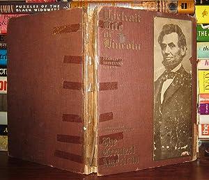 PORTRAIT LIFE OF LINCOLN: Miller, Francis Trevelyan;