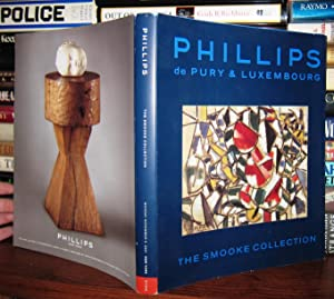 PHILLIPS THE SMOOKE COLLECTION Monday November 5, 2001, New York: Phillips De Pury and Luxembourg ...