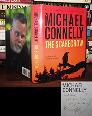 THE SCARECROW Signed 1st: Connelly, Michael