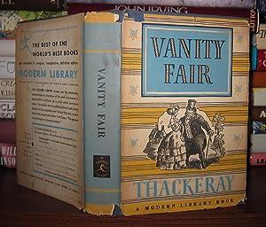 VANITY FAIR: Thackeray, William Makepeace