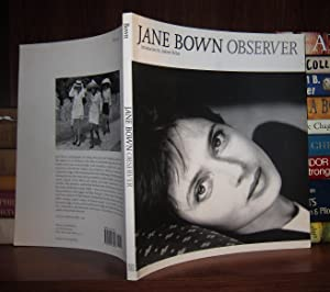 JANE BOWN, OBSERVER: Bown, Jane & Andrew Billen