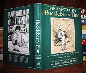 THE ANNOTATED HUCKLEBERRY FINN: Twain, Mark (Samuel