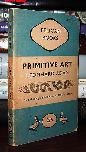 PRIMITIVE ART: Adam, Leonhard