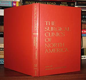 THE SURGICAL CLINICS OF NORTH AMERICA Volume 60, Number 4, August 1980: Noncardiac Thoracic Surgery...