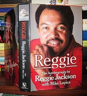 REGGIE The Autobiography: Jackson, Reggie with