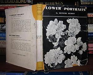 FLOWER PORTRAITS: Henrey, Blanche; Taylor, G. C. ; Bowles, E. A.