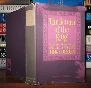 THE RETURN OF THE KING The Lord: Tolkien, J. R.