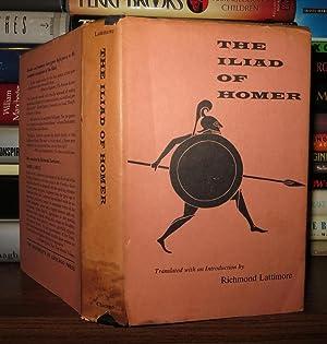 THE ILIAD OF HOMER: Homer; Lattimore, Richard