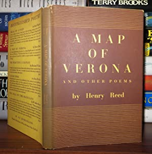 A MAP OF VERONA And Other Poems: Reed, Henry Hope