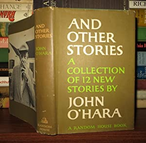 AND OTHER STORIES: O'Hara, John