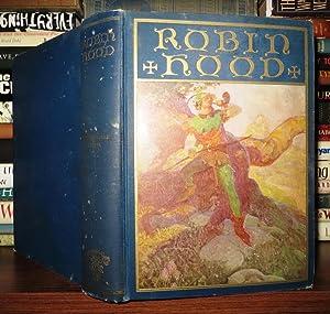 ROBIN HOOD: Heal, Edith; Illustrated