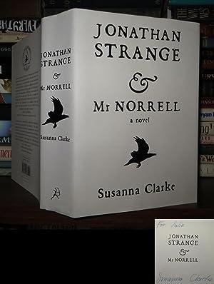 JONATHAN STRANGE & MR. NORRELL Signed 1st: Clarke, Susanna