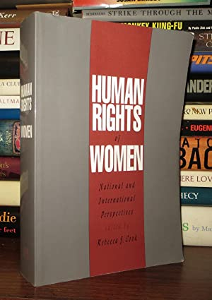 HUMAN RIGHTS OF WOMEN National and International: Cook, Rebecca J.
