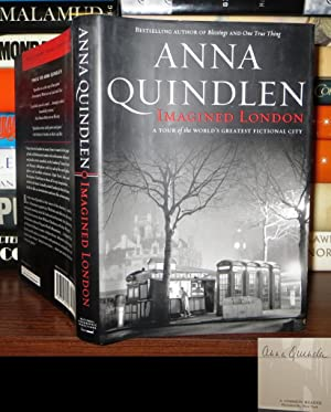 IMAGINED LONDON Signed 1st: Quindlen, Anna