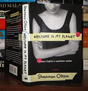 WELCOME TO MY PLANET: Olson, Shannon