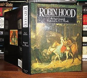 ROBIN HOOD: Creswick, Paul; Illustrated