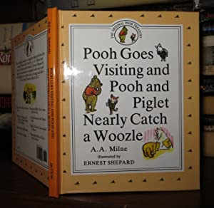 POOH GOES VISITING: Milne, A. A.