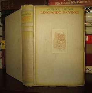 LEONARDO DA VINCI Historischer Roman: Mereschkowski, Dimitri -