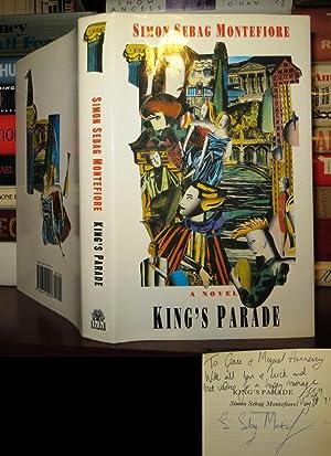 KING'S PARADE Signed 1st: Sebag-Montefiore, Simon