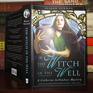 THE WITCH IN THE WELL A Catherine Levendeur Mystery: Newman, Sharan