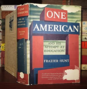 ONE AMERICAN: Hunt, Frazier