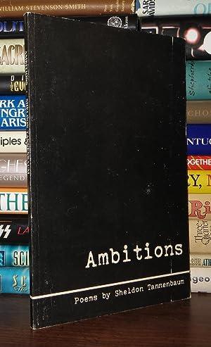 AMBITIONS POEMS: Tannenbaum, Sheldon