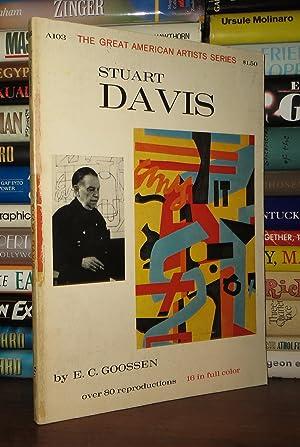 STUART DAVIS: Goossen, E. E. Stuart Davis