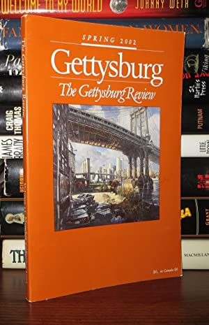 THE GETTYSBURG REVIEW Volume 15, Number 1, Winter 2002: Stitt, Peter