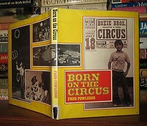 BORN ON THE CIRCUS: Powledge, Fred