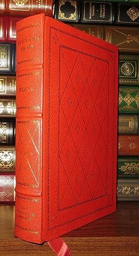 THREE PLAYS Franklin Library: Shaw, Bernard