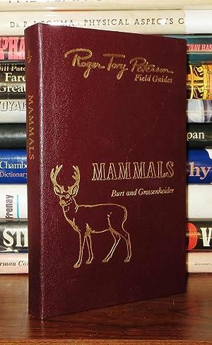 MAMMALS Easton Press: Burt, William Henry ; Illustrator, Richard Philip Grossenheider