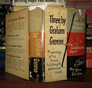 THREE BY GRAHAM GREENE Ministry of Fear,: Greene, Graham