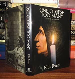 ONE CORPSE TOO MANY: Peters, Ellis - Edith Pargeter