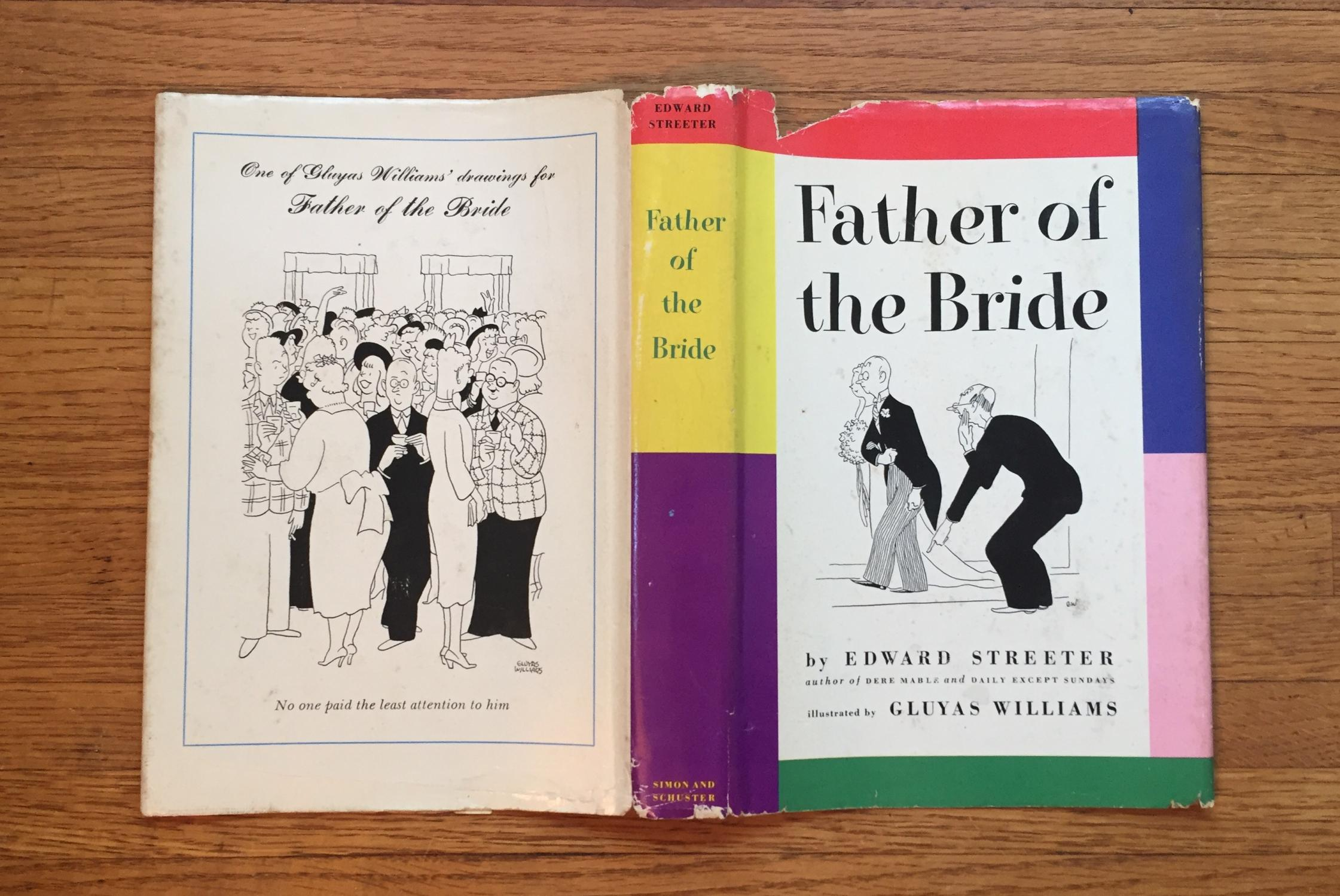 Father Of The Bride Edward Streeter